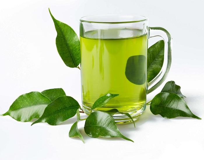الشاي الأخضر لخفض سكر الدم والسمنة