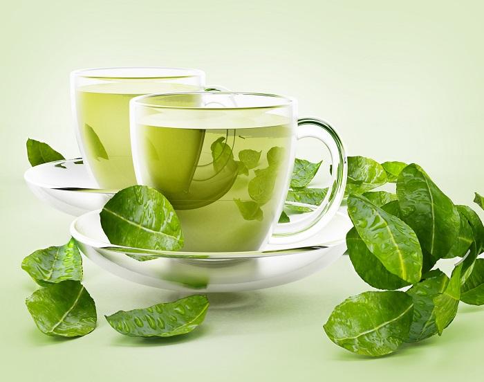 الشاي الأخضر يحمي من الزهايمر