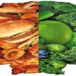 البدائل للطعام الغير الصحي