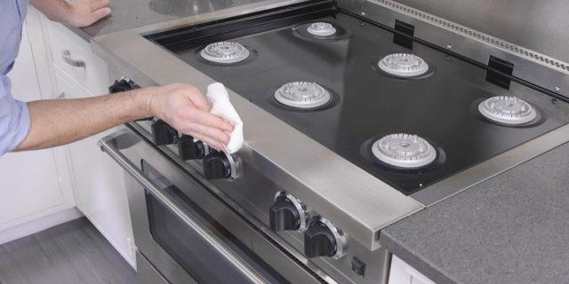 حيل لتنظيف المطبخ بسهولة