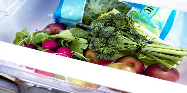 الحفاظ على الفواكه و الخضروات طازجة