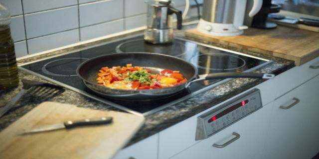 حافظي على سلامتك في المطبخ