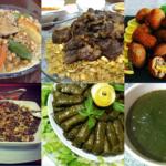 الأطباق الأكثر شعبية في الدول العربية