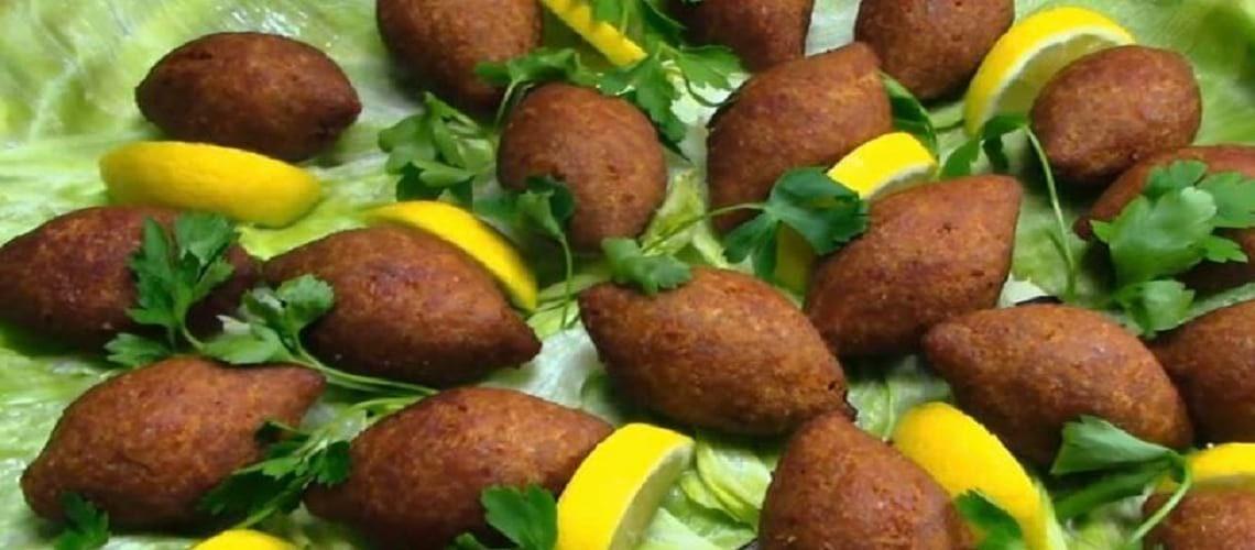 الكبة المقلية | المطبخ العربي الكبة المقلية بوصفة سهلة و بسيطة بطعمها الشهي